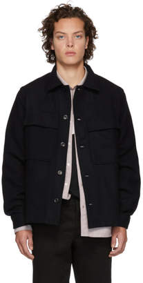Norse Projects Navy Kyle Shirt