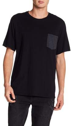 Threads 4 Thought Benny Pique Pocket Crew Tee