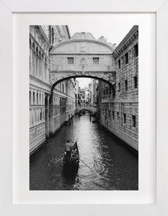 Bridge of Sighs Venice Art Print