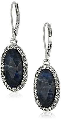 "lonna & lilly Fall Tradewinds"" Stone Drop Earrings"