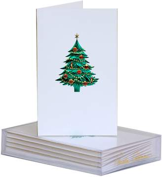 Paula Skene Tree Ornaments Christmas Cards (Set of 6)