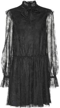 Philosophy di Lorenzo Serafini Lace minidress