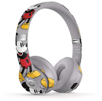 Beats by Dr. Dre Solo3 Bluetooth Wireless Headphones Mickey's 90th Anniversary Edition