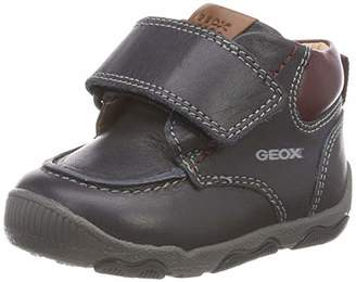 Geox New Balu Boy 16 All Leather Adventure Bootie Ankle Boot