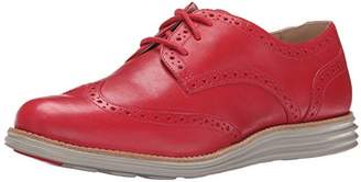 Cole Haan Women's Lunargrand Wing Tip Oxford