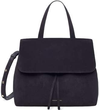 Mansur Gavriel Suede Lady Bag - Black