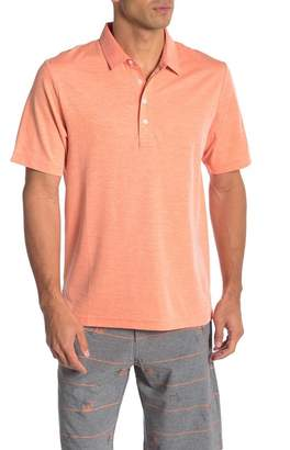 Travis Mathew East Cape Solid Polo