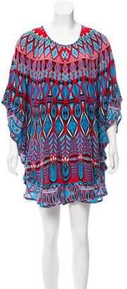 Tolani Printed Mini Dress