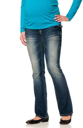 Motherhood Maternity Wallflower Secret Fit Belly Boot Maternity Jeans