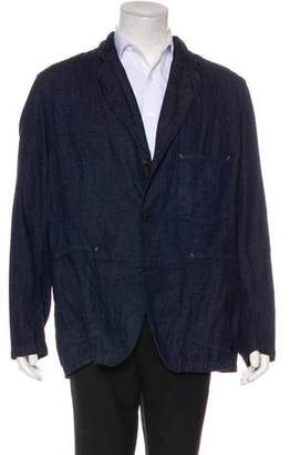 Co RRL & Chambray Sport Coat w/ Tags