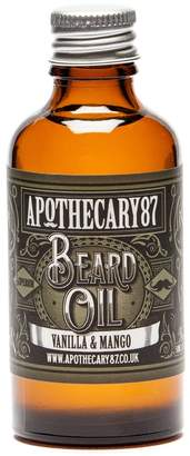 Apothecary 87 Beard Oil A Vanilla and Mango Fragrance 50ml