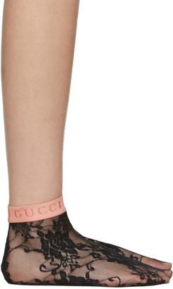 Gucci Black Minifeel Socks