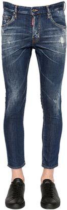 16cm Skater Fit Stretch Denim Jeans $475 thestylecure.com