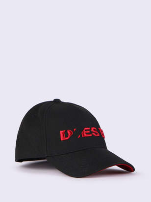 Diesel Caps, Hats and Gloves 0LAOI - Black - 01