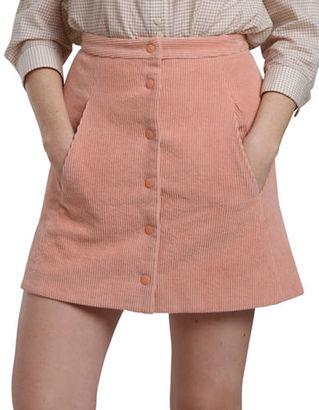 Rachel Antonoff Irene Mini Skirt $198 thestylecure.com