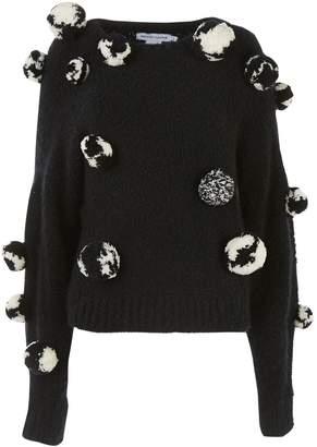 Spencer Vladimir Black Cashmere Knitwear