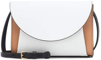 Marni Law leather shoulder bag
