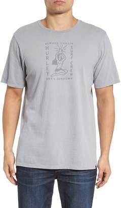 Hurley Sundown Summer Graphic T-Shirt
