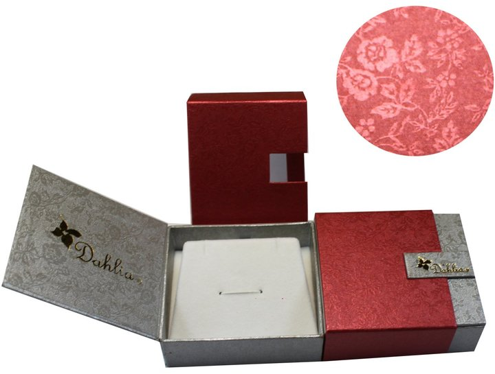 "Dahlia Tri-Tulip Cultured Pearl Drop Cubic Zirconia Silver Pendant Necklace (16"")"