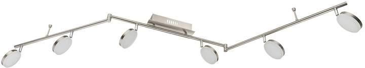 Wofi EEK A+, LED-Deckenleuchte Hook II