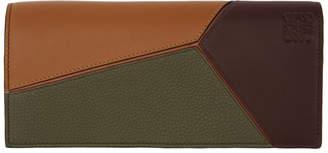Loewe Multicolor Long Puzzle Wallet