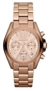 Michael Kors Mini Size Bradshaw Chronograph Watch