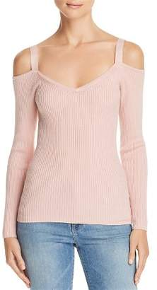 GUESS Maisi Cold-Shoulder Sweater