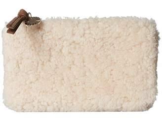 UGG Small Zip Pouch Sheepskin