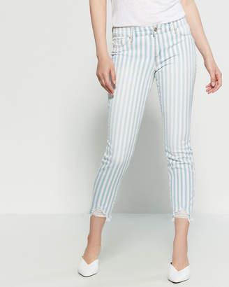 Jessica Simpson Valencia Kiss Me Ankle Skinny Jeans
