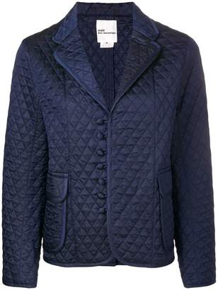 Comme des Garcons quilted blazer