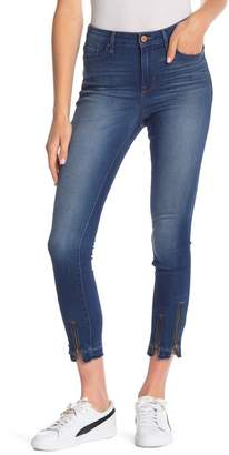 William Rast Sculpted High Rise Ankle Jeans