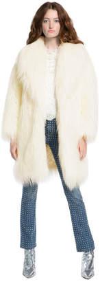 Alice + Olivia Yetta Faux Fur Coat