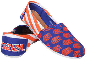 Forever Collectibles Florida Gators Canvas Logo Shoe