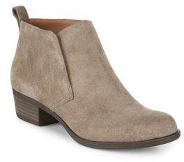 Bianna Leather Booties