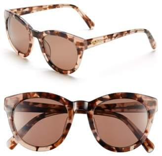 Lilly Pulitzer R) 'Hartley' 52mm Polarized Sunglasses