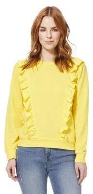 Jacqueline De Yong JDY Frill Trim Sweatshirt