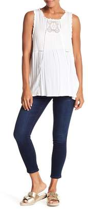 Seven7 Ankle Skinny Jeans (Maternity)