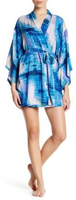 Josie Printed Kimono Robe $68 thestylecure.com