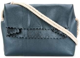 MM6 MAISON MARGIELA rope chain crossbody bag