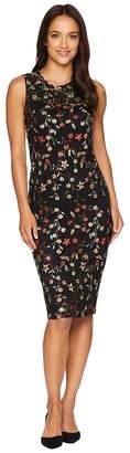 Calvin Klein Lace Sheath Dress CD8L84CY Women's Dress