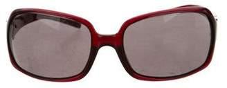 Dolce & Gabbana Square Logo Sunglasses