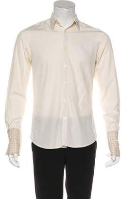 Kenzo French Cuff Dress Shirt