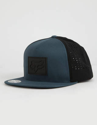 Fox Redplate Navy Mens Snapback Hat