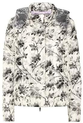Moncler Gobi printed down jacket