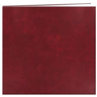 "Pioneer MB-10 B Leatherette Post Bound Album 12""X12""-Burgundy"