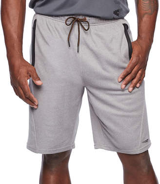 COPPER FIT Copper Fit Fleece Workout Shorts Big and Tall