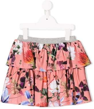Molo floral print skirt