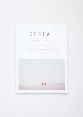 Cereal Magazine No. 10 $20 thestylecure.com