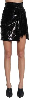 16Arlington Sequined Mini Skirt