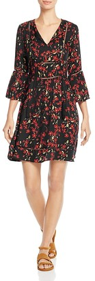 Ella Moss Alita Printed Dress $198 thestylecure.com
